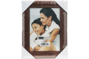 Home Profiles 5 X 7 Picture Frame Brown