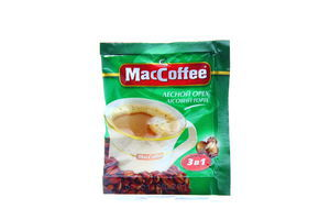 Кофе 3в1 Лесной орех MacCoffee 18г