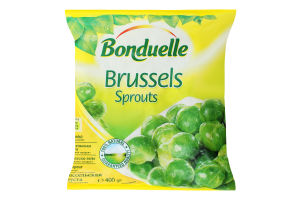 Капуста брюссельська заморожена Bonduelle м/у 400г