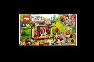 LEGO® Friends Сцена Андреа в парке 41334