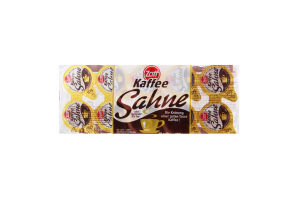 Вершки 10% Sahne Kaffee Zott м/у 10х10г