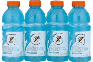 Gatorade Thirst Quencher Frost Glacier Freeze - 8 CT