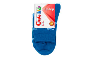 CONTE-KIDS TIP-TOP Шкарпетки дитячі р.20 183 темно-бірюзовий