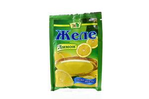Желе Эко лимон 90г