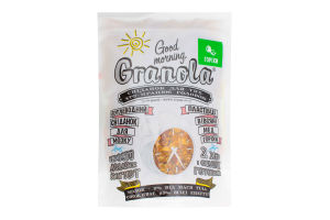 Гранола з горіхами Good Morning Granola м/у 330г