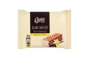 Вафли со вкусом ванили Blanc wafers Світоч м/у 40г
