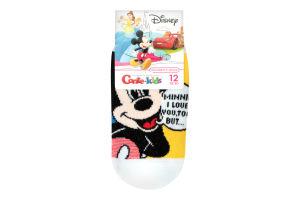 Носки дет Conte-kids Disney 17С126/1 белый р12 345