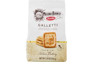 Barilla Mulino Bianco Galletti Biscuit