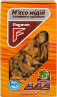 Мясо мідій Flagman х/к 150г х12