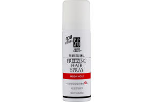 Salon Grafix Professional Freezing Hair Spray Mega Hold