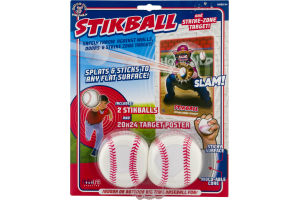 Hog Wild Stikball and Strike-Zone Target