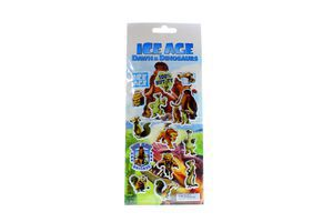 Наклейки Maxi Ice Age полим объемные арт.IA09262