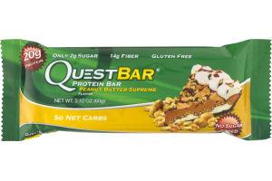 QuestBar Protein Bar Peanut Butter Supreme