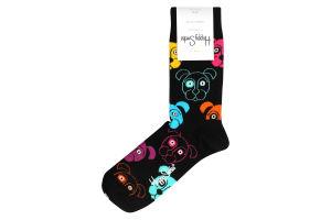 Шкарпетки жін Happy Socks різнок 36-40 D0G01-9002