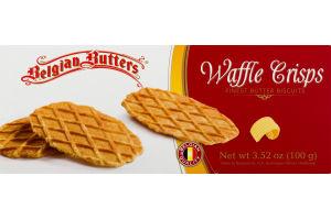 Belgian Butters Waffle Crisps -