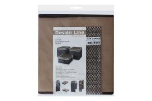 Короб для зберігання речей 30х30х30см №50098 Design Line 1шт