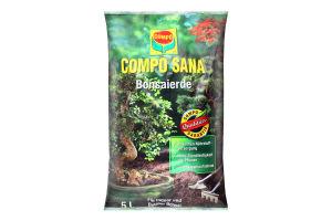 Смесь торфяная для бонсаев Compo Sana Compo 5л