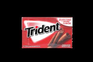Резинка жевательная Trident корица