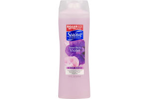 Suave Essentials Body Wash Sweet Pea & Violet