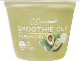 Смузи Sonatural авокадо шпинат