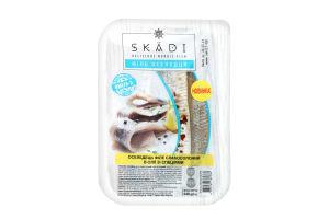 Сельдь Skadi филе с/с со специями в масле