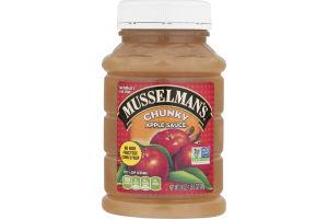 Musselman's Apple Sauce Chunky