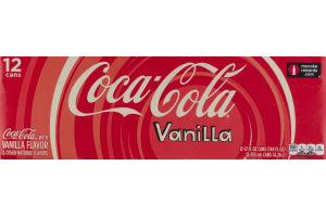 Coca-Cola Vanilla - 12 PK