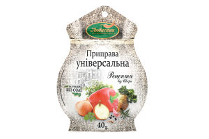 Приправа универсальная Рецепты от шефа Любисток м/у 40г