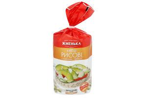 Хлебцы хрустящие рисовые с семенами тыквы Жменька м/у 100г