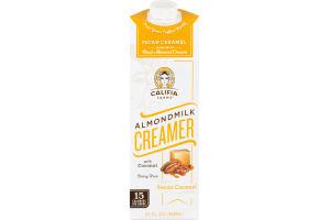 Califia Farms Almondmilk Creamer Pecan Caramel