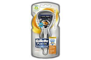 Станок для бритья мужской Fusion ProGlide Gillette 1шт