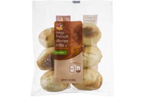 Ahold French Dinner Rolls Take & Bake