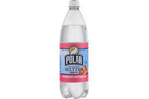 Polar Seltzer Strawberry Watermelon