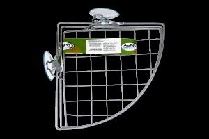 Полка Arino Дельфин сетка угловая W2516С