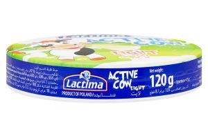 Сир плавлений 31.6% Active Cow Lactima к/у 120г