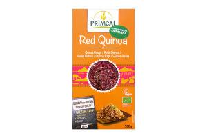 Кіноа червона органічна оригінальна з Болівії Primeal 500г
