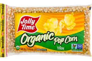 Jolly Time Organic Pop Corn Yellow