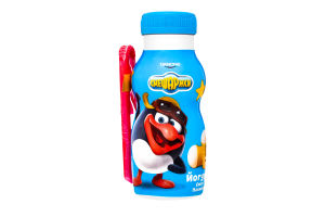 Йогурт 1.4% Пломбір Смешарики п/пл 185г