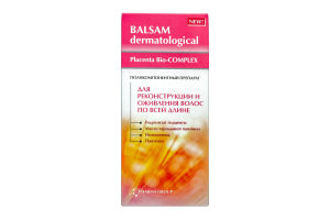 Бальзам для волосся Placenta Bio-Complex Pharma Group 200мл