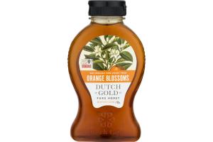 Dutch Gold Pure Honey Orange Blossoms