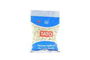 Семечки тыквенные жареные соленые ТАТО м/у 200г