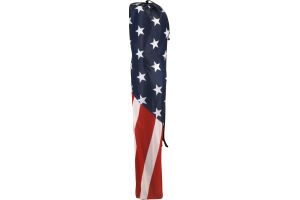 Smart Living USA Flag Folding Chair