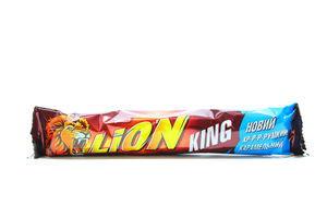 Вафлі Nestle Lion карамель 68г