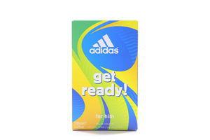Туалетная вода мужская Get Ready! for him Adidas 100мл