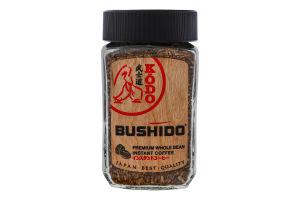 Кава натуральна розчинна сублімована та смажена мелена Kodo Bushido с/б 95г