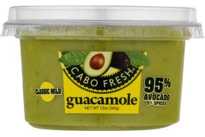 Cabo Fresh Guacamole Classic Mild
