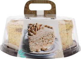 Торт Арахісовий Майстерня смакоти п/у 0.8кг