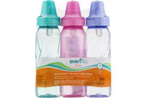 Evenflo Classic Bottles 0-3m - 3 CT