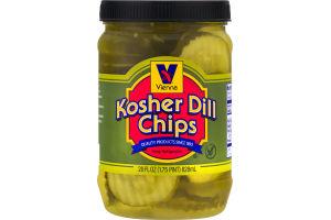 Vienna Kosher Dill Chips