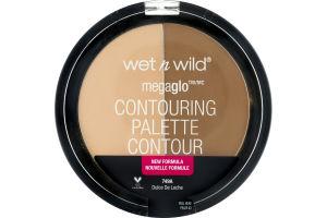 Wet n Wild Megaglo Contouring Palette Contour Dulce De Leche
